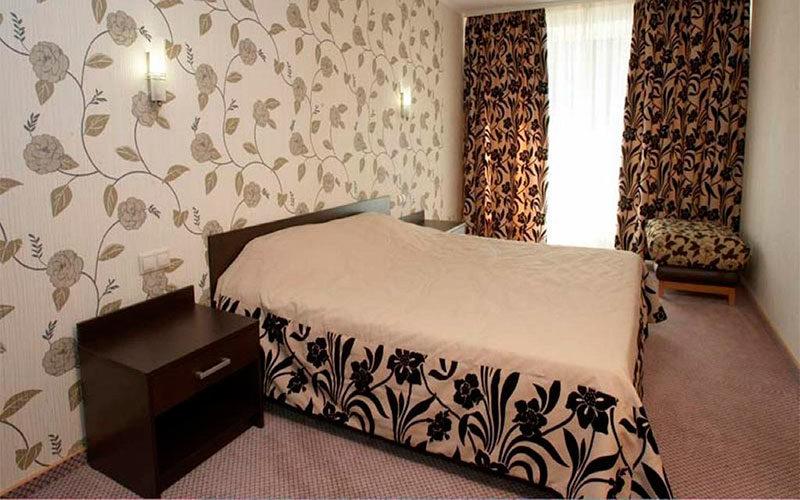 Отель Магнолия Сочи 3*